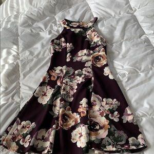 Altar'd state floral dress